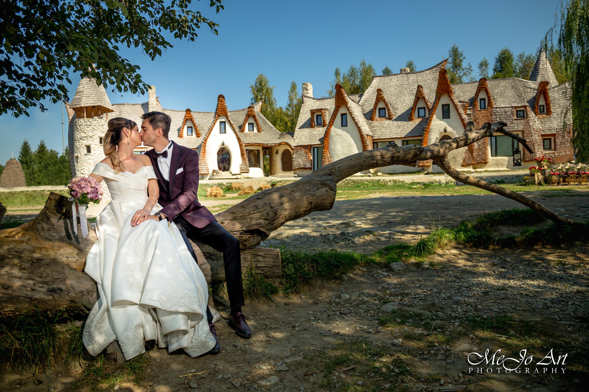 MeJo Art Bucur Ionut Fotograf Nunta Castelul Zanelor Sibiu